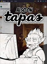 Follow us on Tapastic!