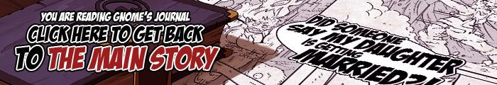 Gnome\'s Diary
