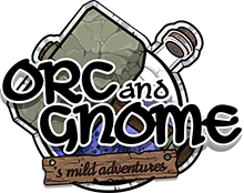 Orc and Gnome's Mild Adventures