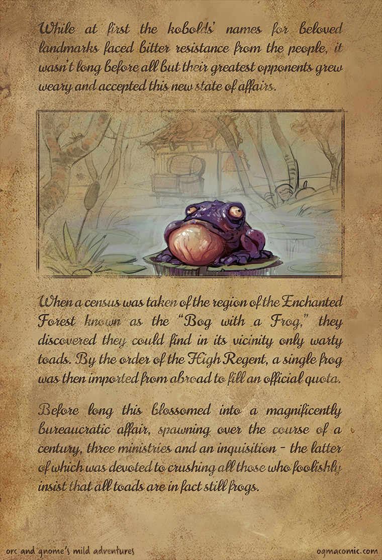 The Ministry of Frog