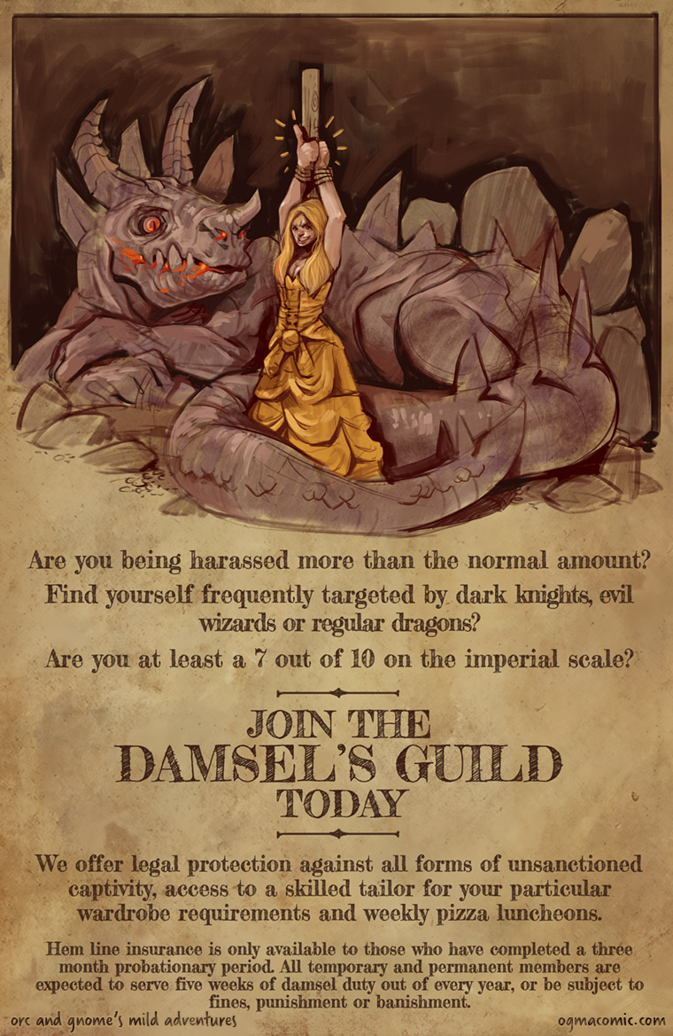 The Damsel's Guild