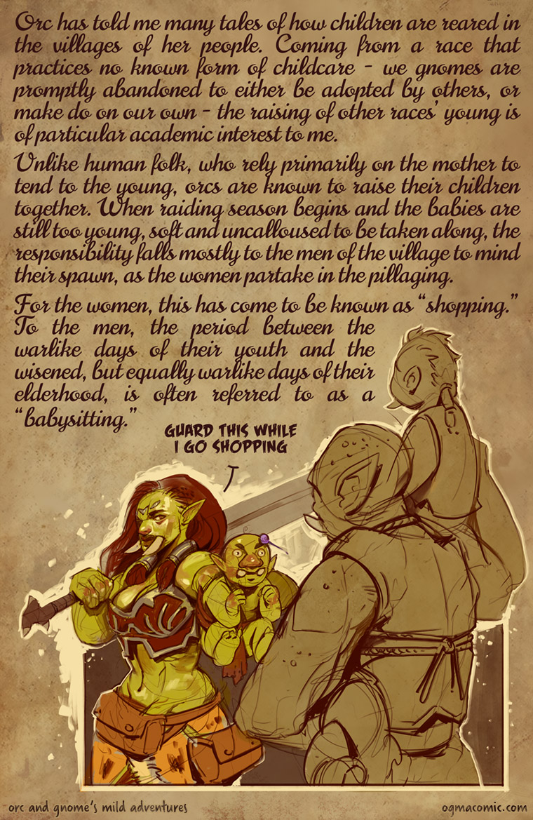 Orc Child Care