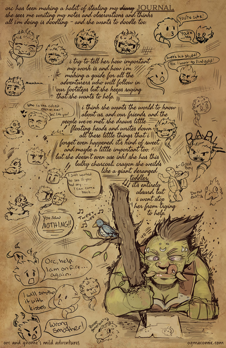 Orc's Record of Events